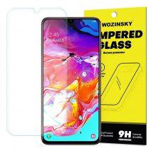 Samsung Galaxy A71 üvegfólia