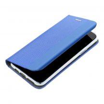 Sensitive Book kék iPhone 12 / 12 pro kártyatartós flip tok