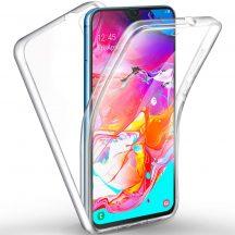 Samsung Galaxy S21 360 szilikon tok