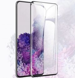 Samsung Galaxy S10 5G 3D, átlátszó üvegfólia