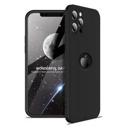 iPhone 12 fekete 360°-os tok