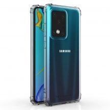Wozinsky ütésálló Samsung Galaxy S20 ultra átlátszó tok