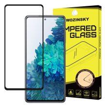 Samsung Galaxy S20 FE erősített üvegfólia