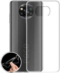 Xiaomi Poco X3 NFC szilikon tok +üvegfólia