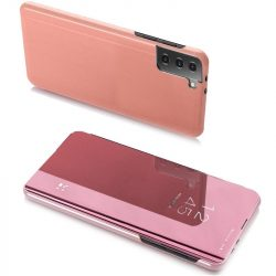 Pink Samsung Galaxy S21 clear view tok