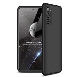 Fekete Samsung Galaxy S21 360 tok +üvegfólia