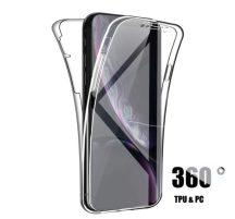 iPhone 11 pro átlátszó, 360 fokos tok