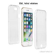 iPhone 7 plus / 8 plus átlátszó, 360 fokos tok