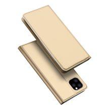 Dux Ducis arany, kártyatartós iPhone 11 Pro Max tok
