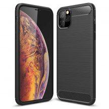 iPhone 11 Pro Max karbonmintás tok