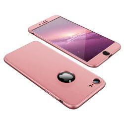 iPhone 11 Pro Max 360°-os rosegold, matt tok