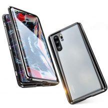 Huawei P30 pro mágneses tok elöl hátul üveggel