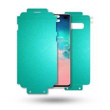 Samsung Galaxy S20 plus önjavító fólia előre-hátra