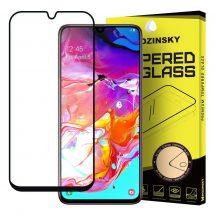 Samsung Galaxy A70 extra erős üvegfólia