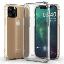 Ütésálló iPhone 11 pro átlátszó tok