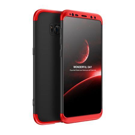 s8 piros fekete