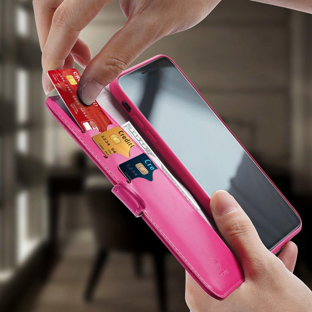 iphone 11 pro max pink flip tok