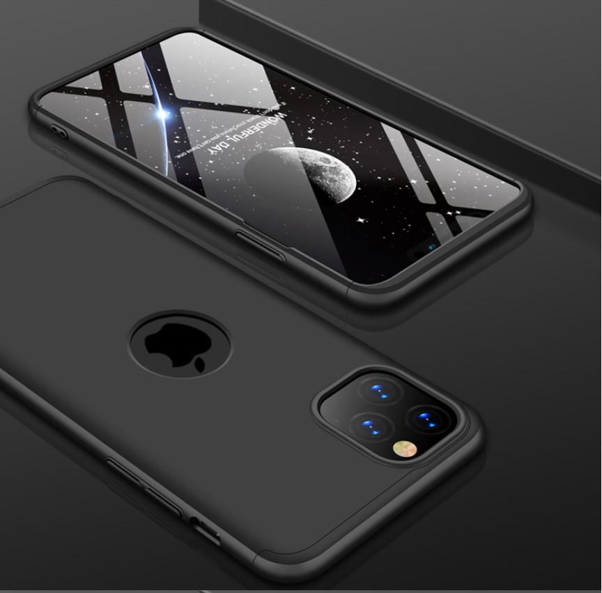 iphone 11 360 fekete tok