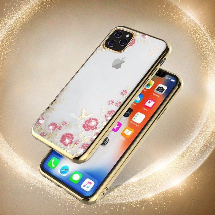 iphone 11 arany koves tok