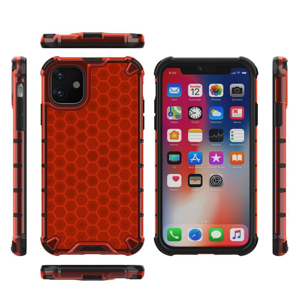 iphone 11 piros utesallo tok