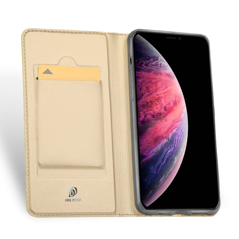 iphone 11 pro max arany flip tok