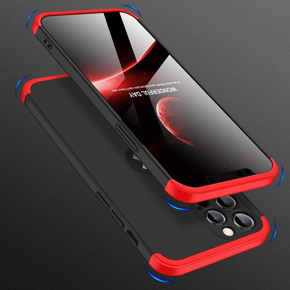 iphone 12 piros fekete tok