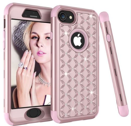 rosegold utesallo iphone tok