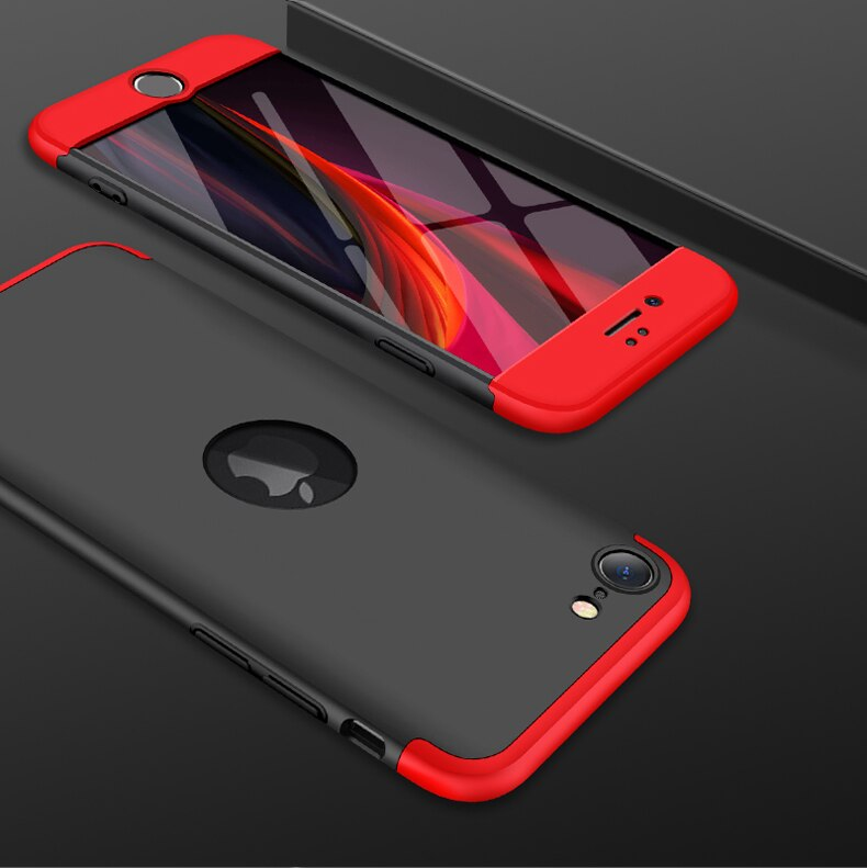 iphone se 2020 red-black tok