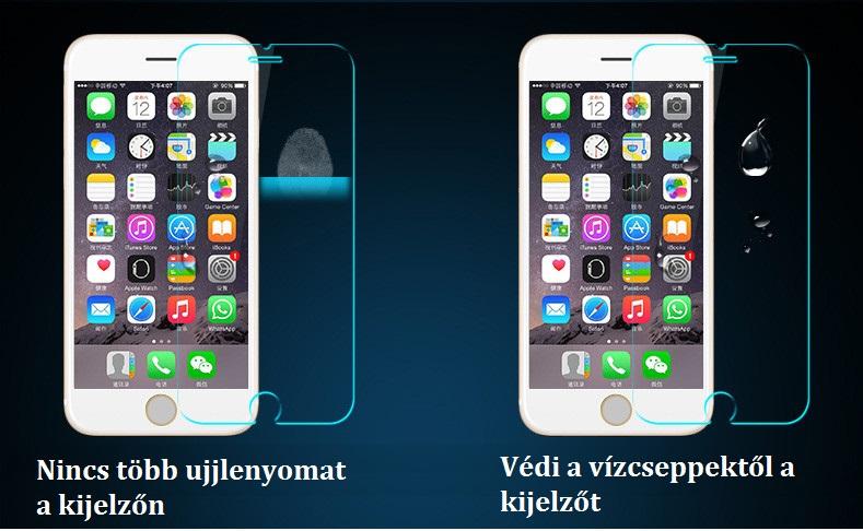iphone uvegfolia dobozban