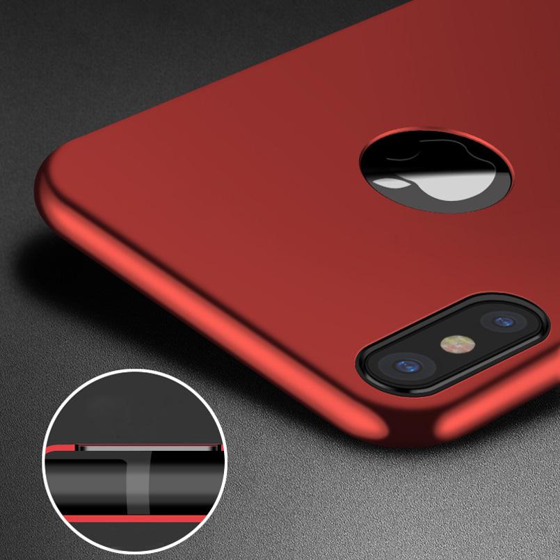 piros iphone x tok