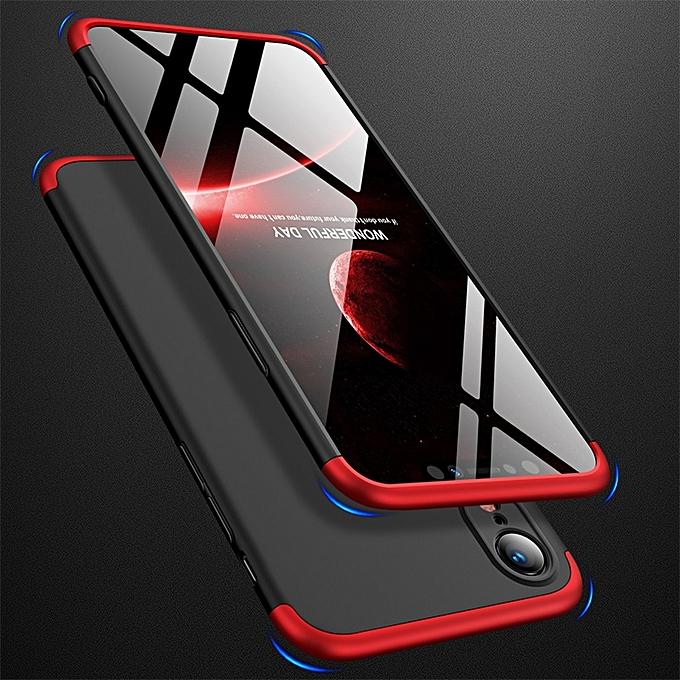 iphone xr piros fekete tok