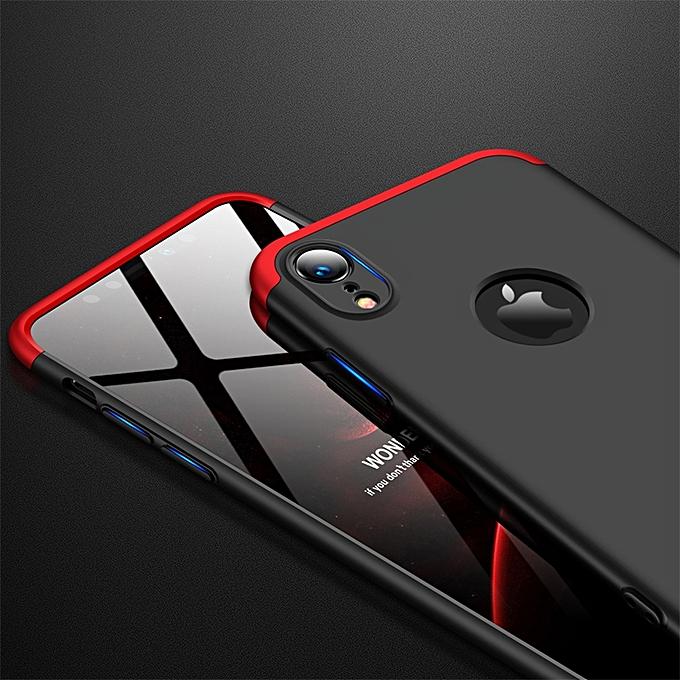iphone xr piros-fekete tok