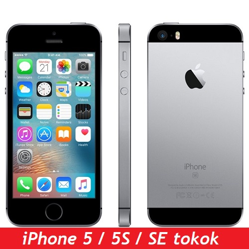 iphone 5 / 5S / SE tokok