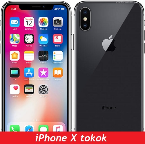 iphone x tokok