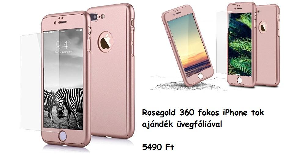 rosegold 360 tok
