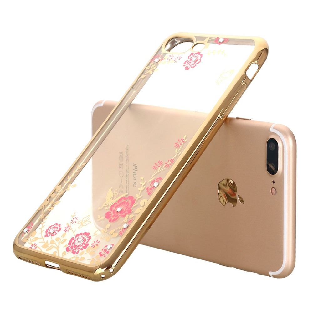 arany szinu iphone tok