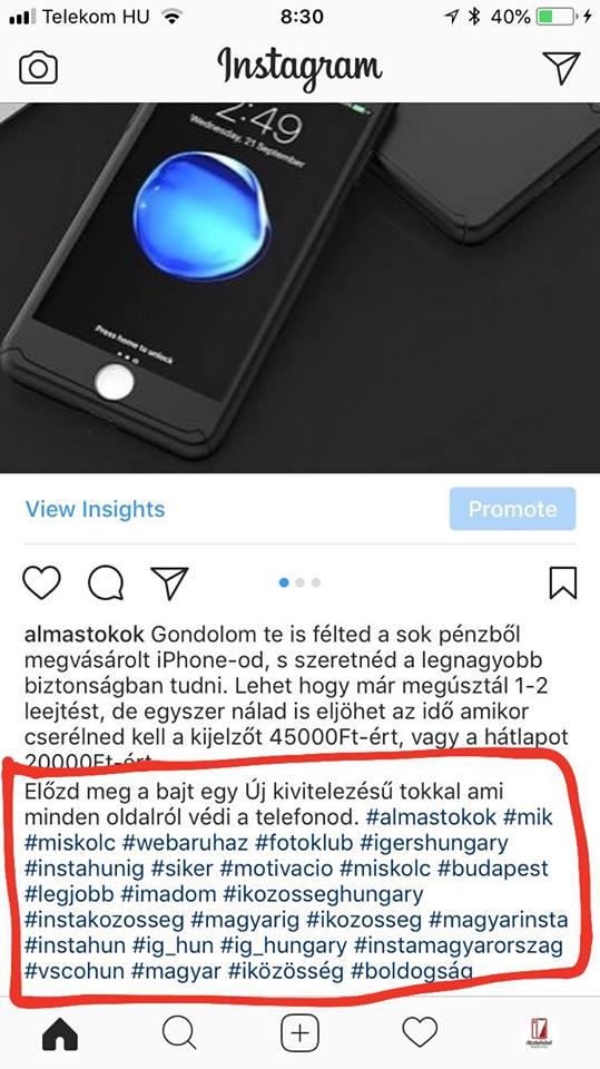 legjobb magyar hashtagek