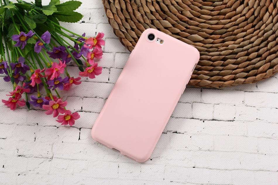 rozsaszin iphone szilikonos tok