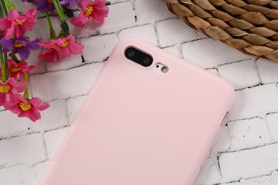 iphone tok szilikon rosegold
