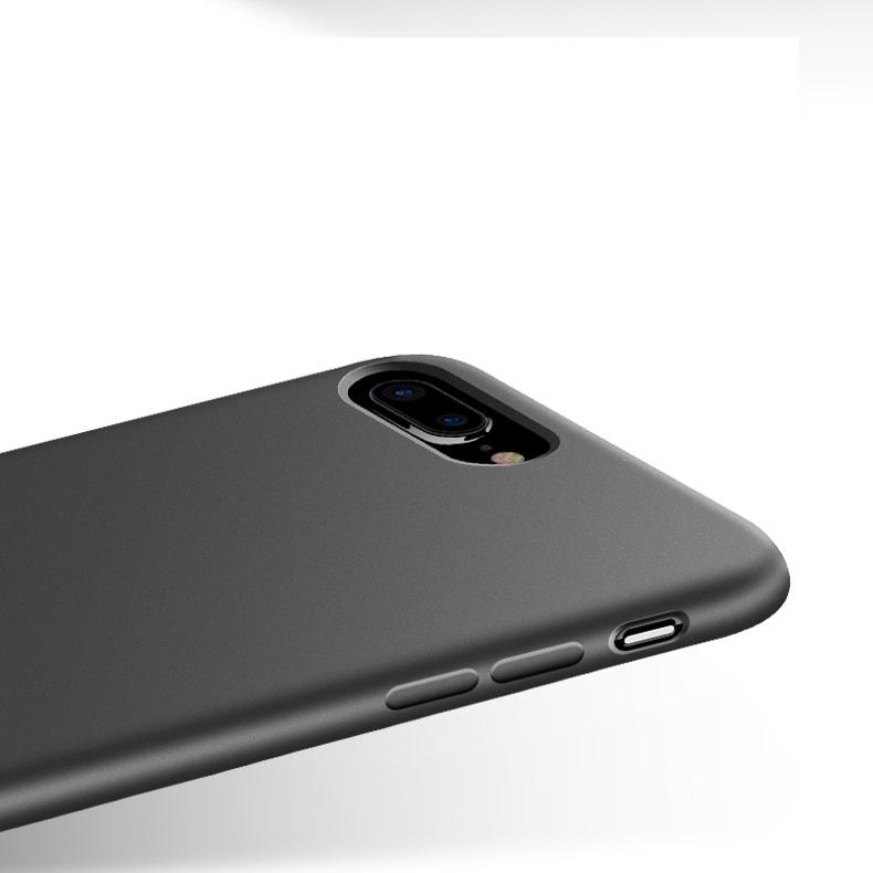 szilikon fekete iphone tok