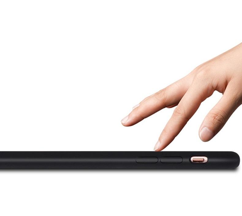iphone sziliko tok feketebe