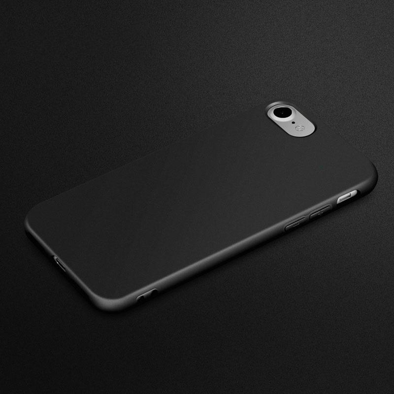 fekete vekony iPhone tok