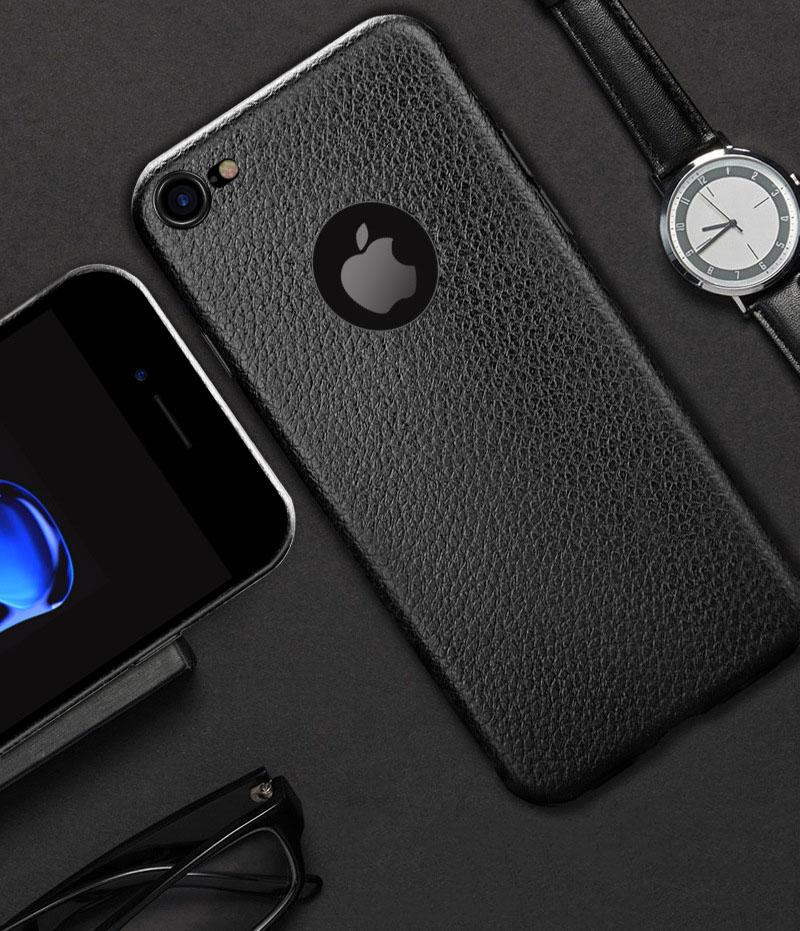 vekony fekete iphone tok